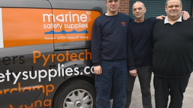 Marine Safety Supplies Team