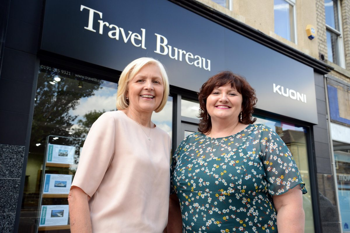 Travel Bureau Team